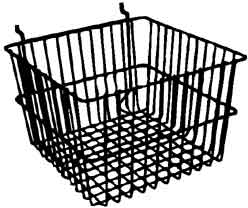 12x12x8 wire basket large image